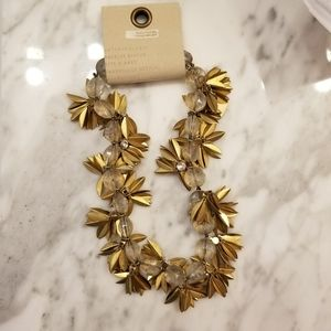 Anthropologie holiday necklace